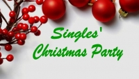 CHRISTMAS SINGLES PARTY. AGES 30-50.  <br>GIRLS SOLD OUT<BR>